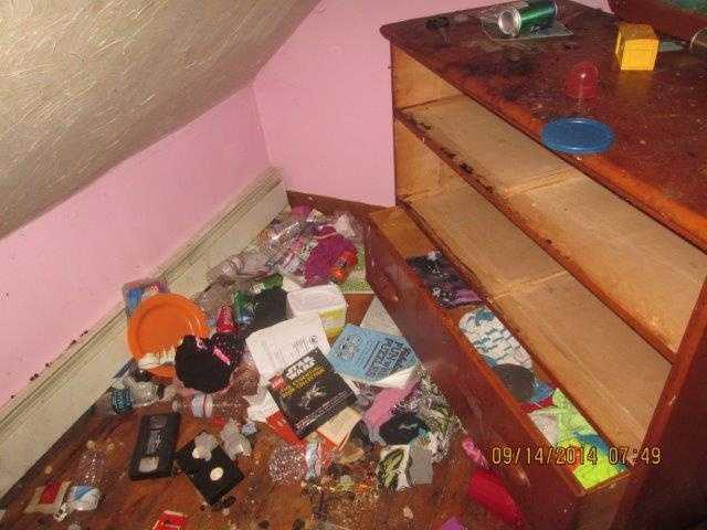 Blackstone house dead babies pictures