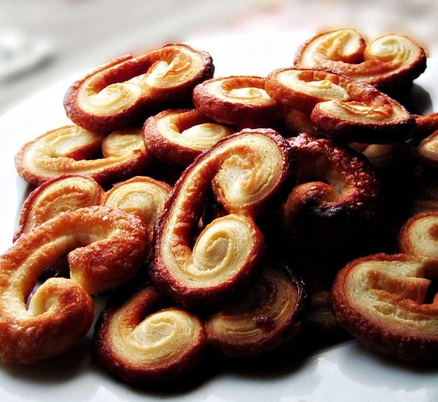 5.) Breakfast pastries