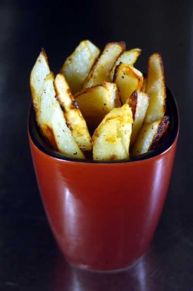 12.) French fries