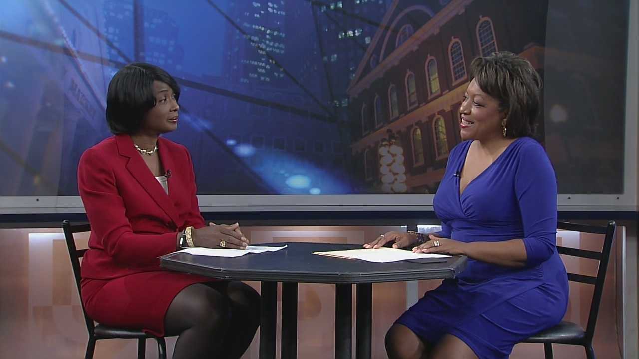 Karen sits down with Frederica Williams CEO of Whittier Street Health Care