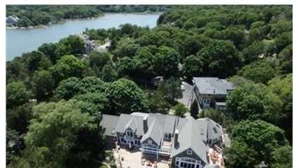 125 129 Nichols Road is on the market in Cohasset for $6.2 million.