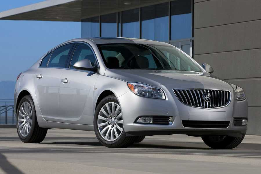 Buick Regal (2011 and newer)
