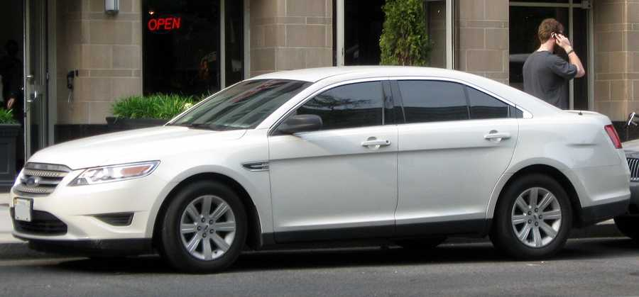 Ford Taurus (2010 and newer)