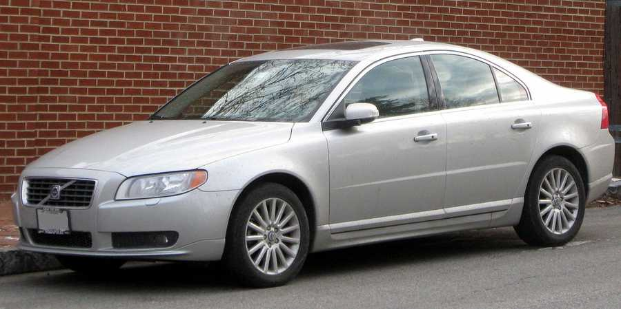 Volvo S80 (2007 and newer)