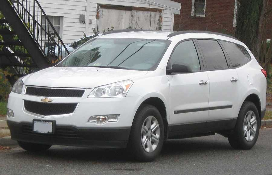 Chevy Traverse (2011 and newer)