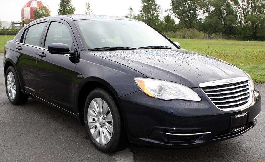 Chrysler 200 (2011 and newer)