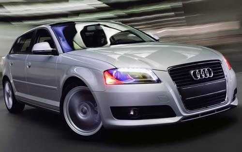 Audi A3 (2008 and newer)