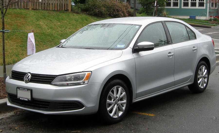 Volkswagen Jetta (2009 and newer)