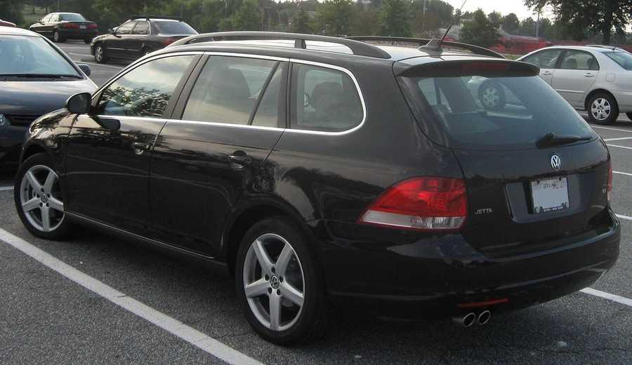 Volkswagen Jetta SportWagen (2009 and newer)