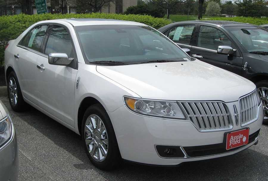 Lincoln MKZ (2010 and newer, built after April 2010)