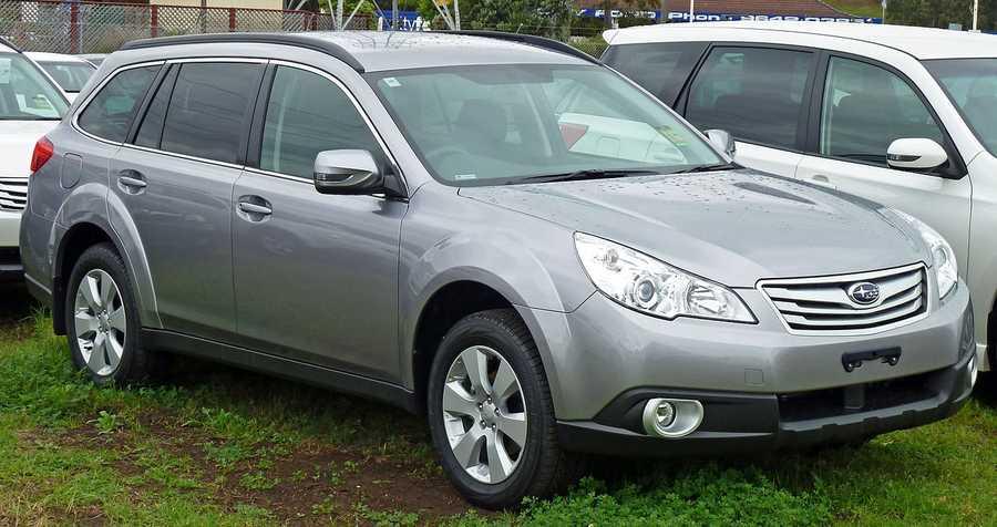 Subaru Outback (2010 and newer)