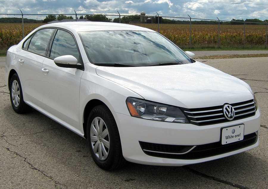 Volkswagen Passat (2009 and newer)