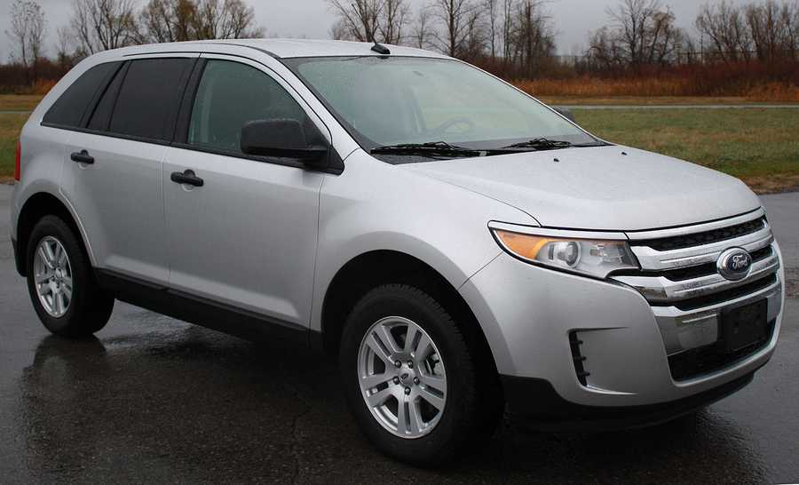 Ford Edge (2011 and newer, built after Feb. 2011)