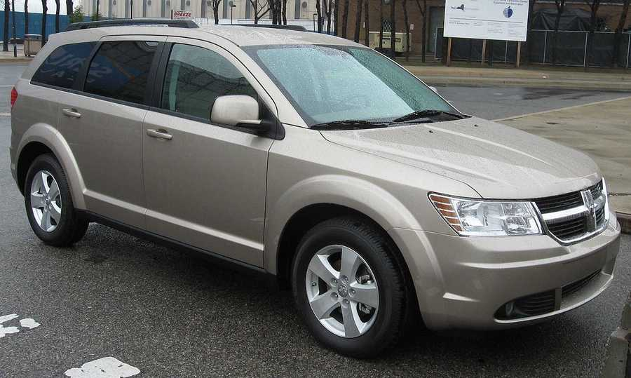 Dodge Journey (2010 and newer)