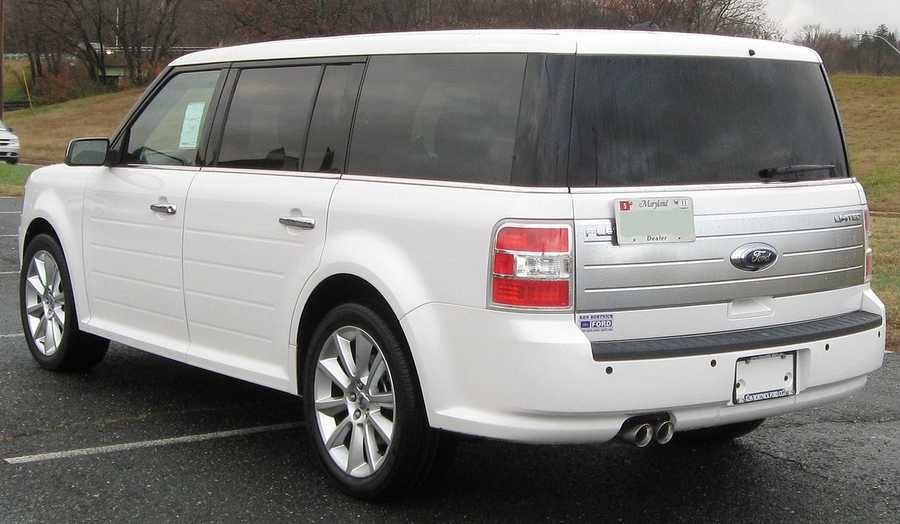 Ford Flex (2010 and newer)