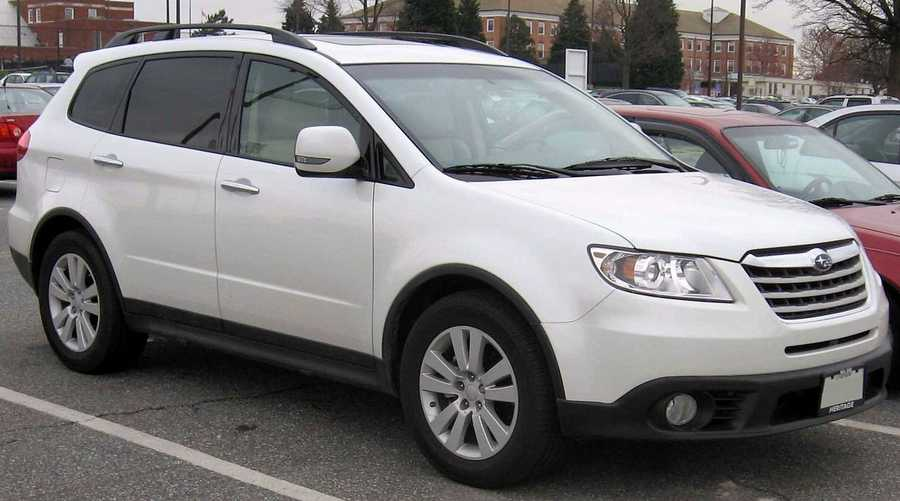 Subaru Tribeca/B9 Tribeca (2006 and newer)
