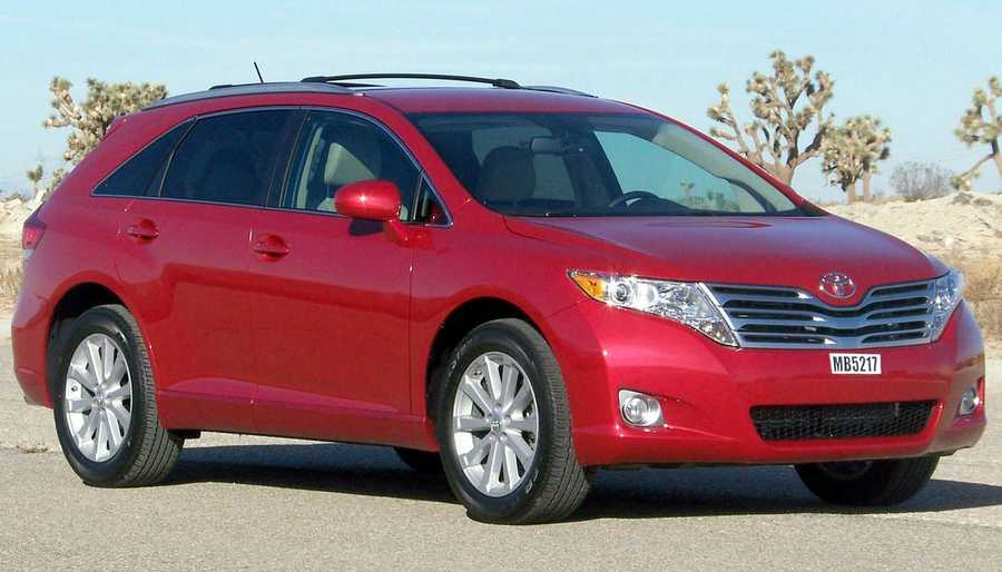 Toyota Venza (2009 and newer)