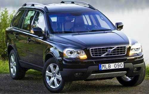 Volvo XC90 (2005 and newer)