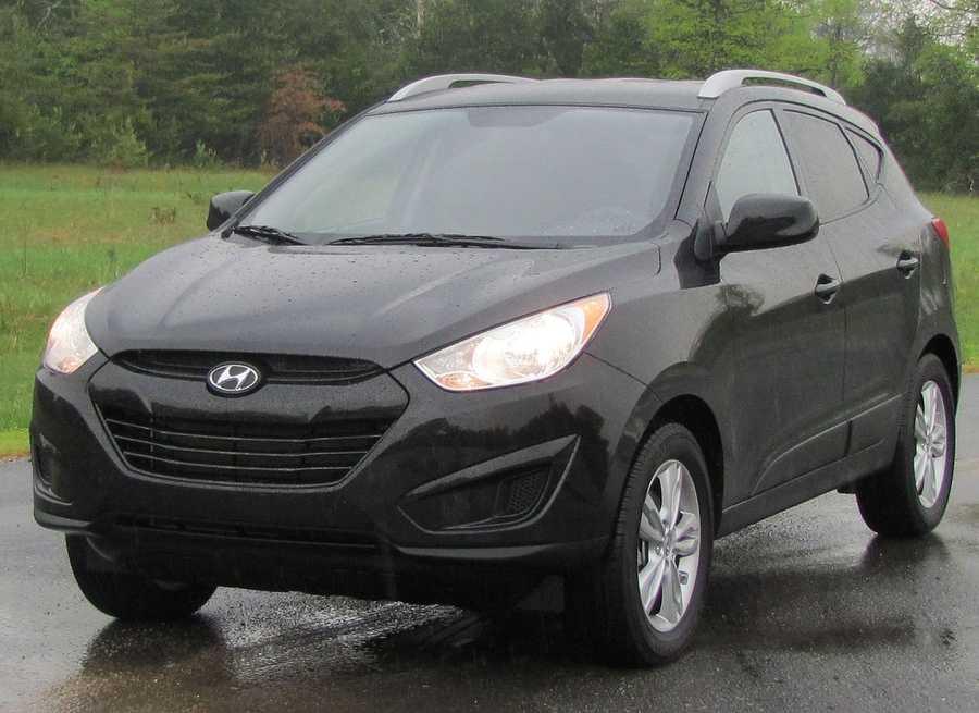 Hyundai Tucson (2010 and newer)