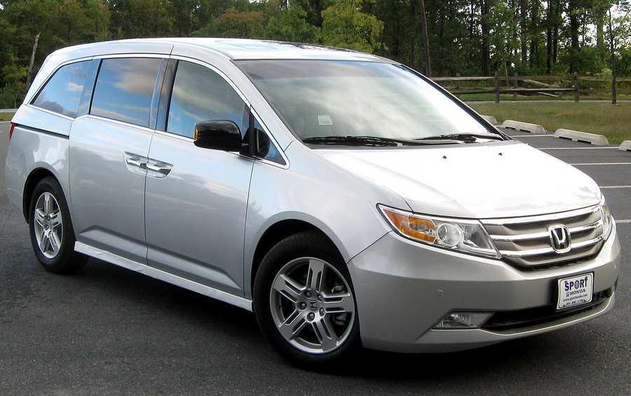 Honda Odyssey (2011 and newer)