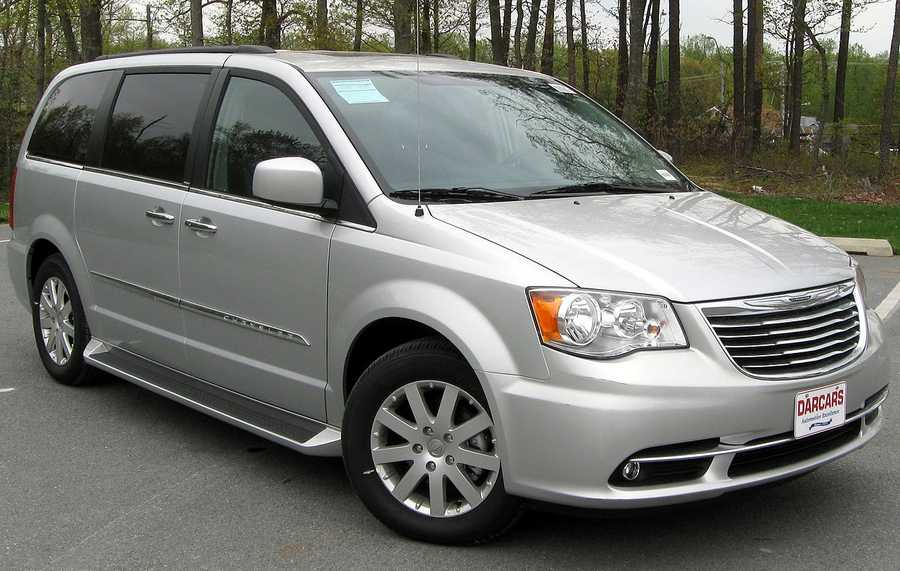Chrysler Town and Country (2012 and newer)