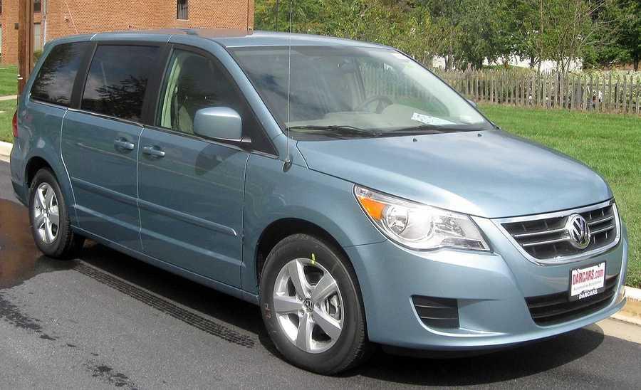Volkswagen Routan (2012)
