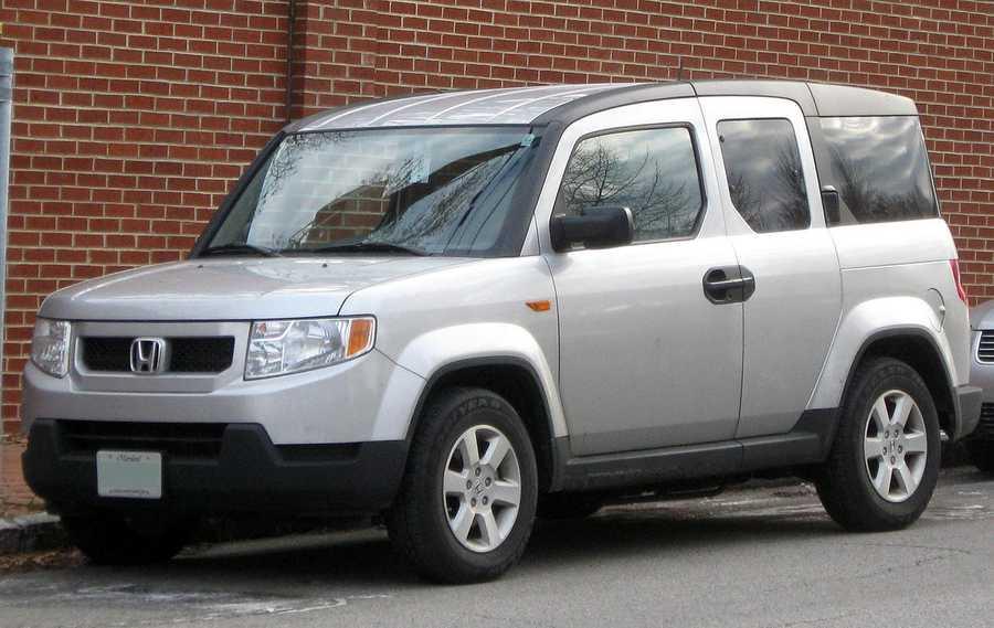 Honda Element (2007 and newer)