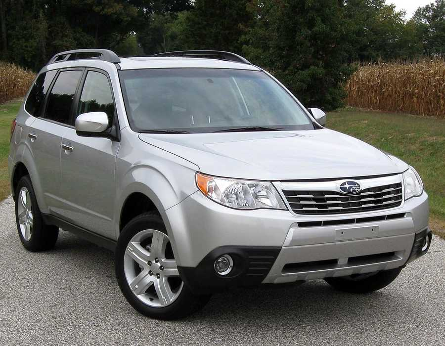 Subaru Forester (2009 and newer)
