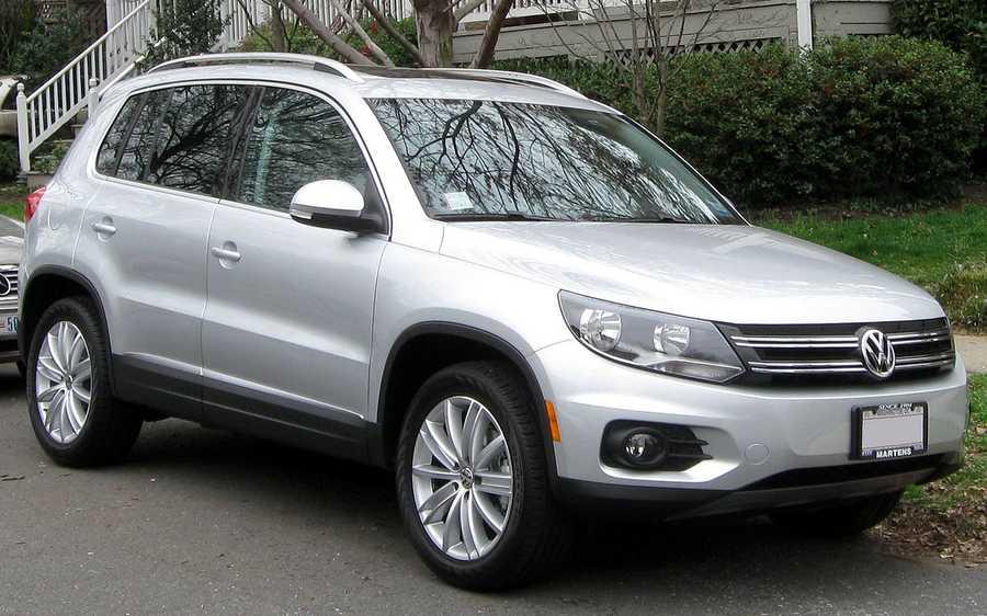 Volkswagen Tiguan (2009 and newer)