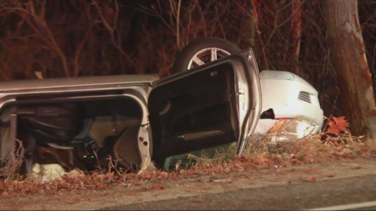 One person is dead following a fatal rollover crash in Hyde Park early Saturday morning.