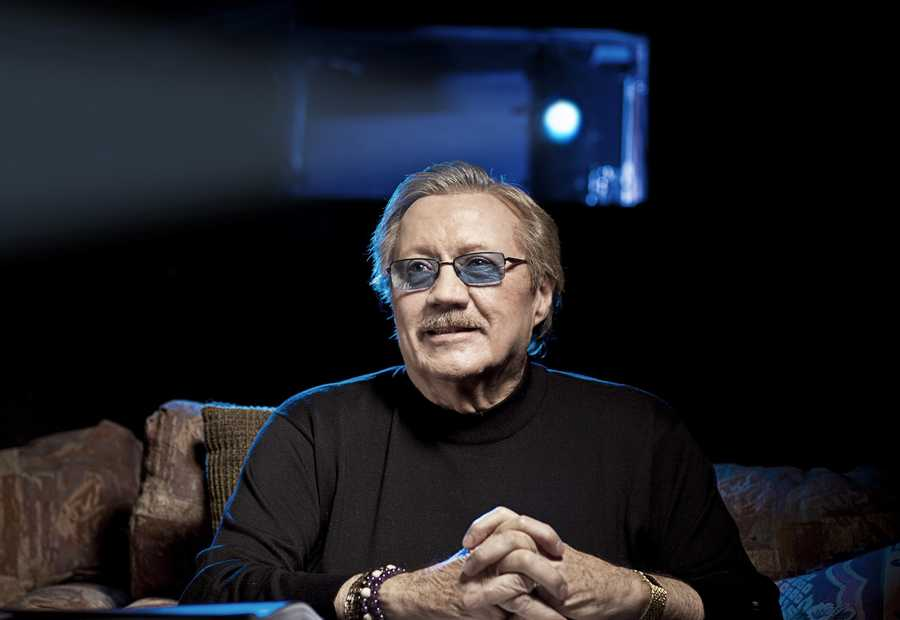 "Glen A. Larson was the writer and producer behind well-loved TV series such as the original ""Battlestar Galactica,"" ''Knight Rider,"" ''Magnum, P.I."" and ""Quincy, M.E."" Larson, also an accomplished singer and composer, was a powerhouse in the television landscape in the 1970s and 1980s, when he churned out hits that became staples in millions of living rooms every night. (January 3, 1937 – November 14, 2014)"