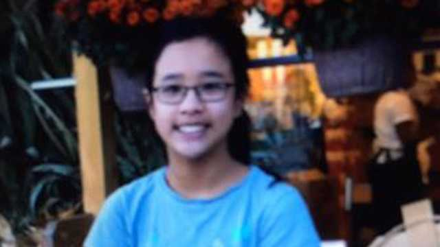 Randolph police are searching for a missing 11-year-old girl.