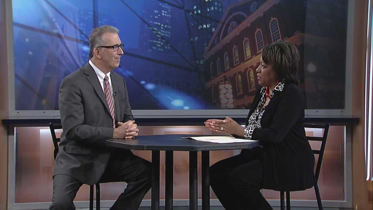 Joe Diamond Executive Director of MASSCAP on 50 years of fighting poverty.