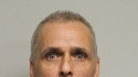 Paul Perry turned himself in after customer reported a scam at Monro Muffler in Portsmouth.