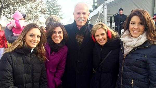 NewsCenter 5's EyeOpener team headlined America's Hometown Thanksgiving Parade Saturday.
