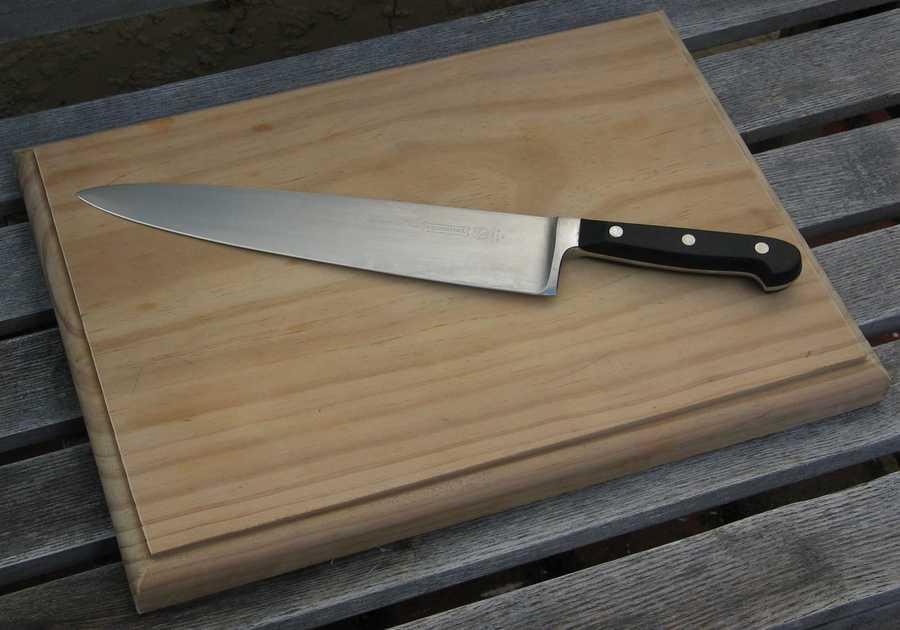 1) Cutting boards