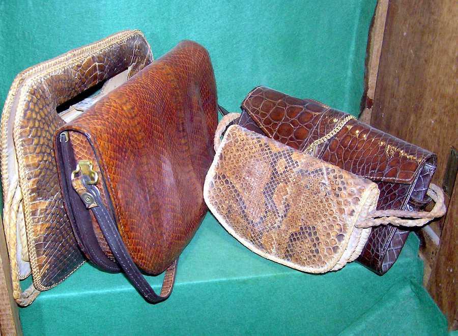 8) Handbags