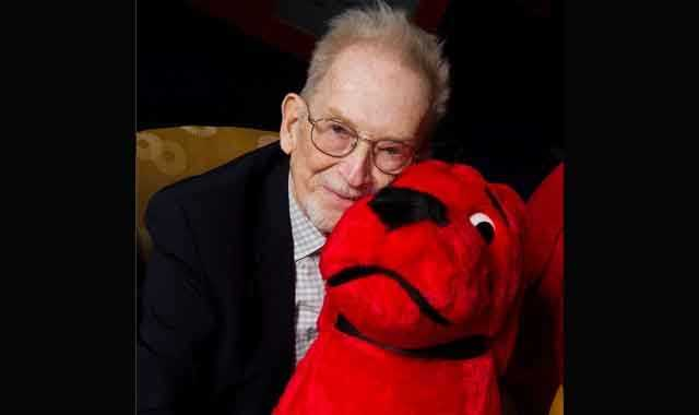 "Norman Ray Bridwell was the author of the beloved ""Clifford the Big Red Dog"" series. In all, 40 ""Clifford"" books were published and 60 million copies were sold. (February 15, 1928 – December 12, 2014)"
