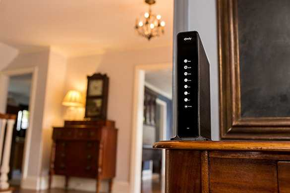 Figure out where in your house you use wireless most often and put the router within a clean line of sight to that room.