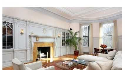 297 Commonwealth Ave. #3 is on the market in Boston for $4.7 million.