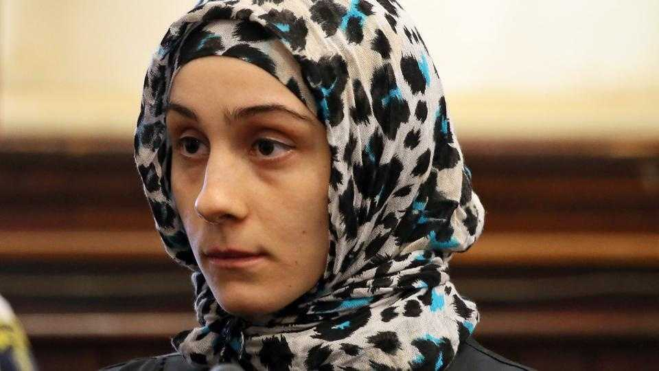 "Ailina Tsarnaeva — Dzhokhar' sister Ailina, 24, made headlines in August 2014 when she was arrested and charged in New York with threatening to blow up an ex-girlfriend of the father of her child. Tsarnaeva lives in New Jersey with Katherine Russell, the widow of Tamerlan Tsarnaev. Outside her home last summer, she denied her brothers' involvement in the bombings. ""My brothers got framed,"" she said. ""Everybody knows that."""