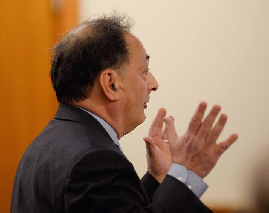 Jamie Sultan -- attorney for Hernandez.