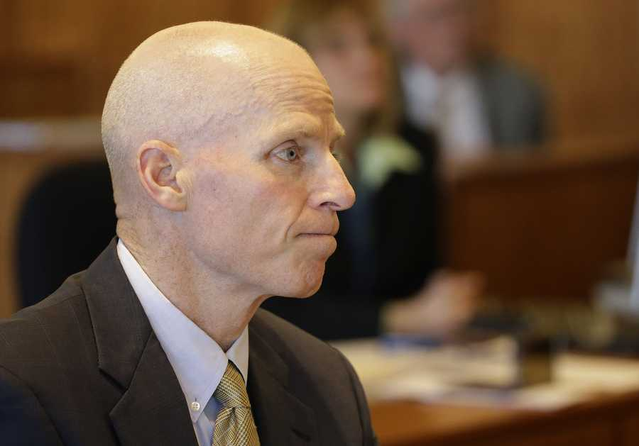 Prosecutor William McCauley
