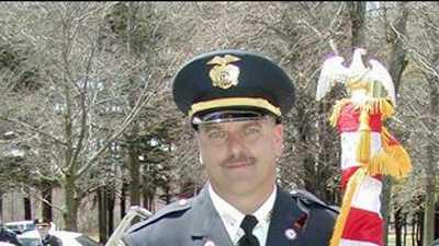 Sgt. Greg Pigeon