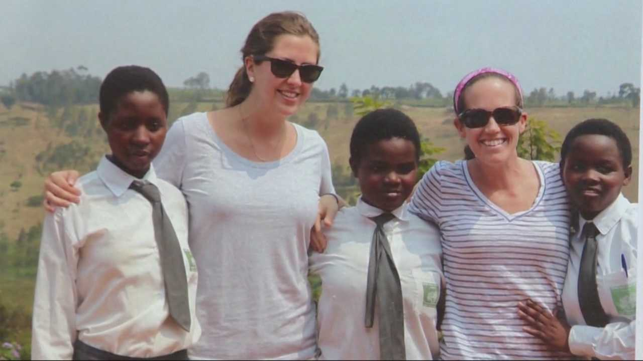 Group provides young Haitians uniforms to attend school