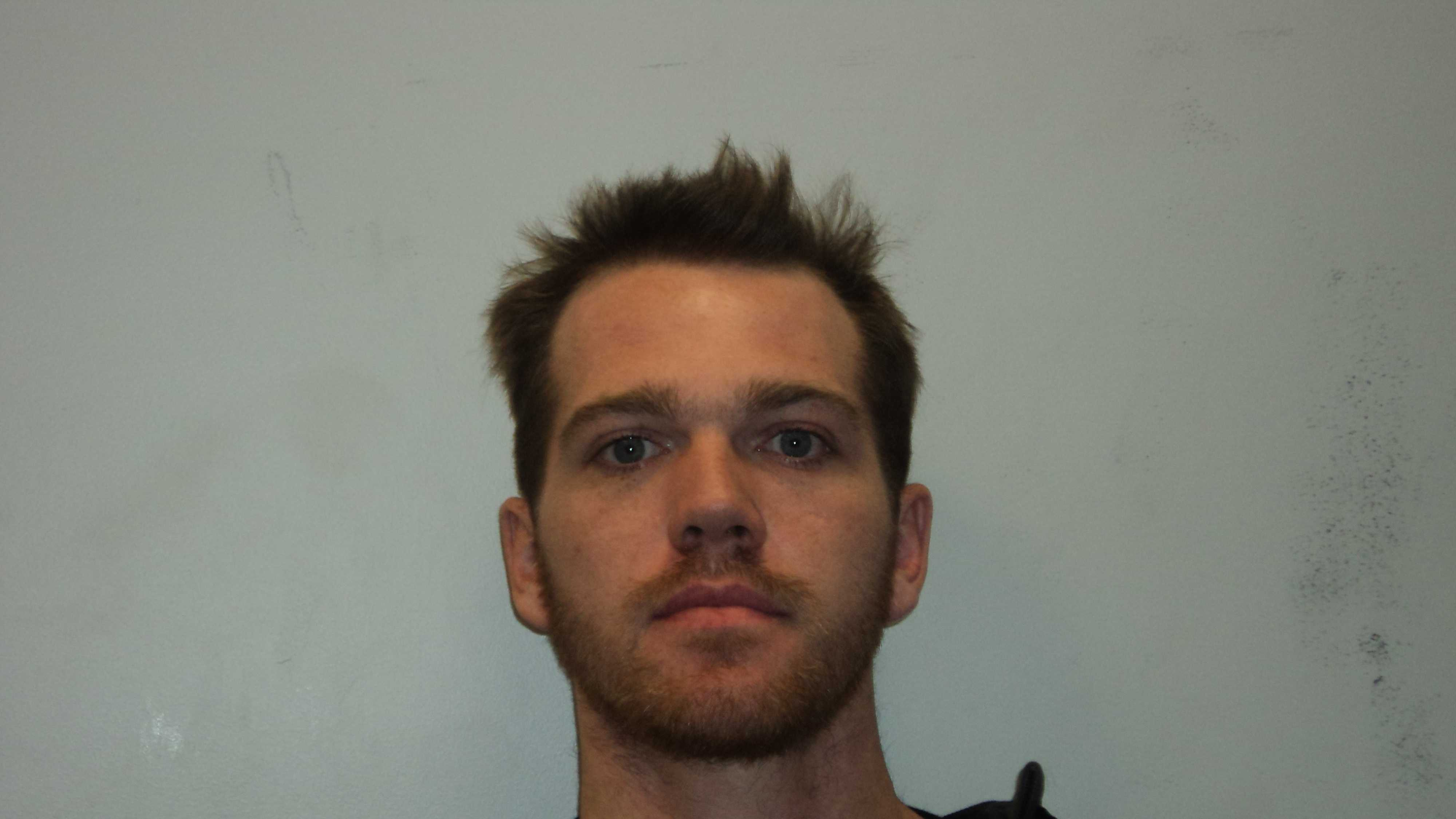 Police charged Daniel Wilson with DWI and theft Saturday.