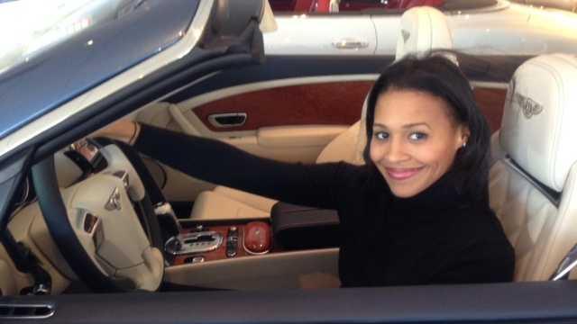 Shayna's Test Drive