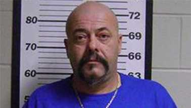 Arrest photo of Captain Dave Marciano