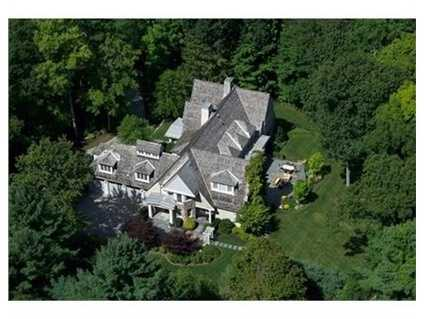 20 Winsor Way is on the market in Weston for $6.9 million.