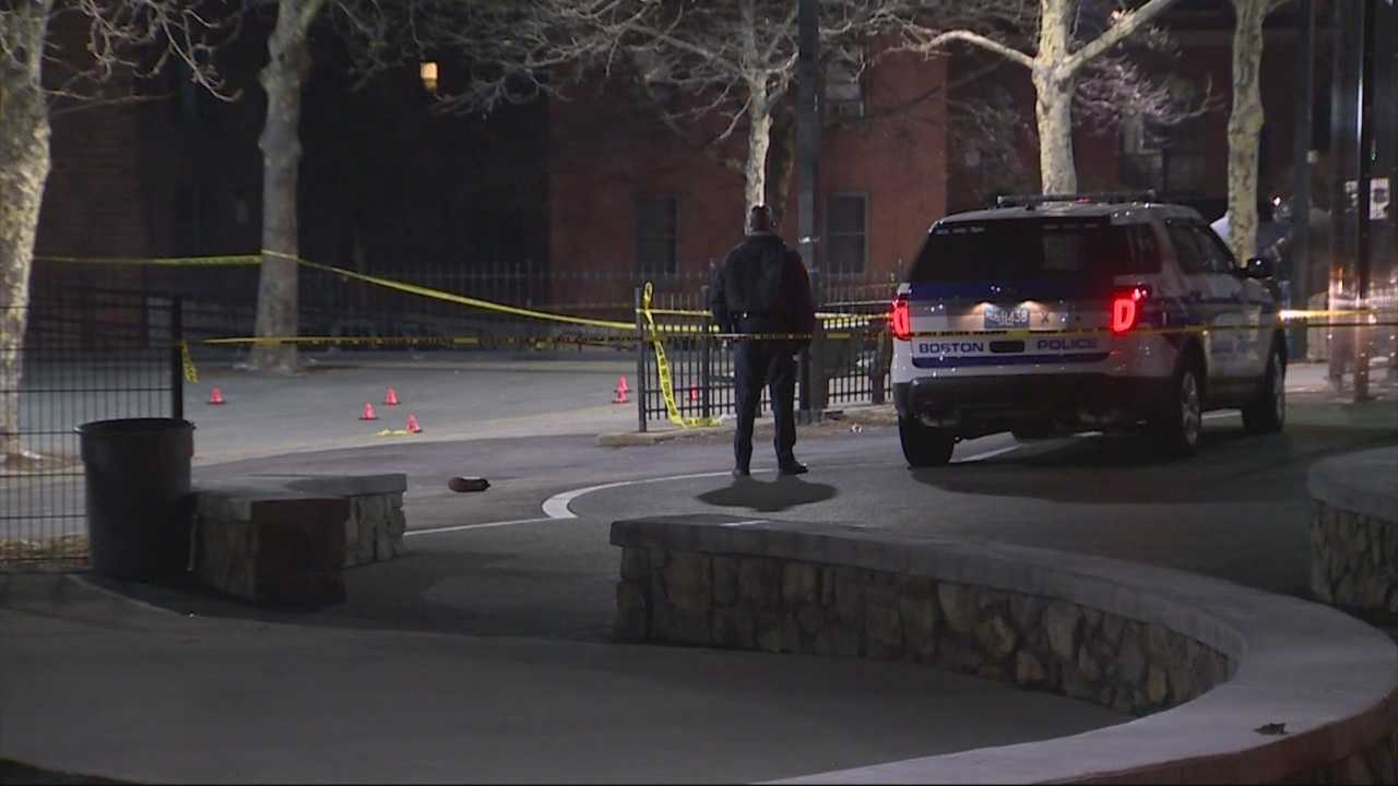 A shooting at a house party in Jamaica plain injures 6.